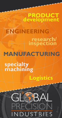 Global Precision Industries, Inc  – Product Development